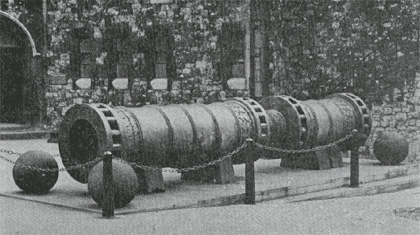 The Cannon Of Mehmed Ii Muslim Heritage