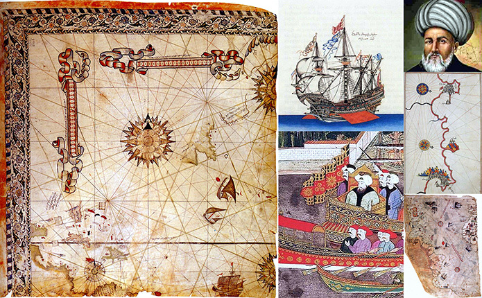 Piri Reis and his Place in Ottoman Maritime History | Muslim Heritage