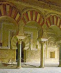 architecture of muslim spain and north africa muslim heritage