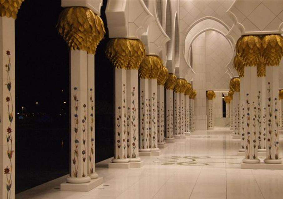 Sheikh Zayed Great Mosque In Abu Dhabi Islamic Architecture In The 21st Century Muslim Heritagemuslim Heritage