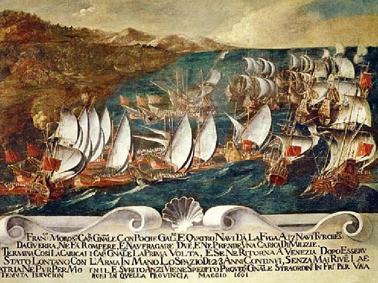 Αποτέλεσμα εικόνας για first turk venice war