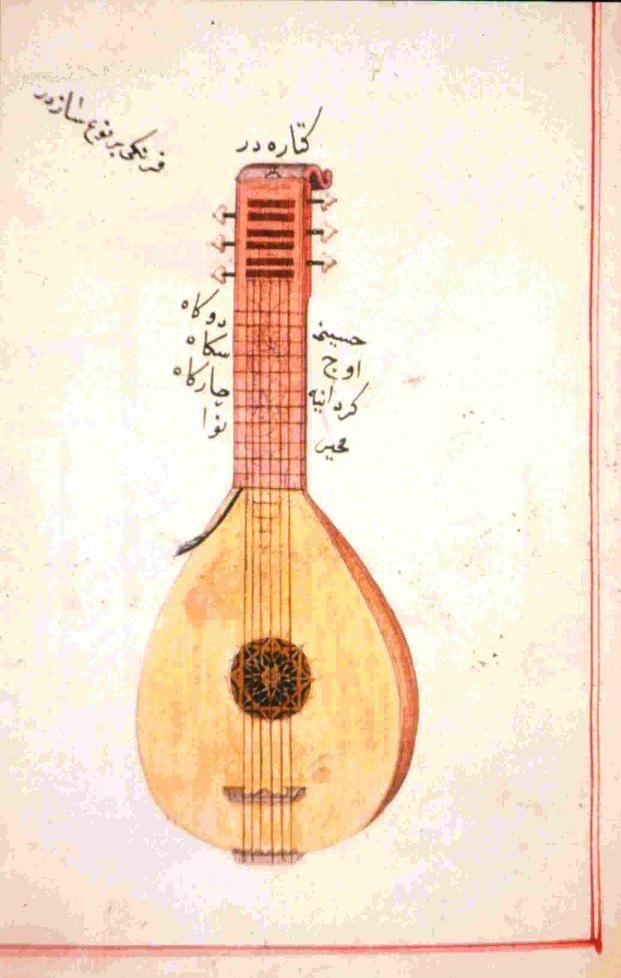 Literature and Music in Muslim Civilisation