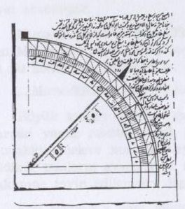 The Instruments of Istanbul Observatory