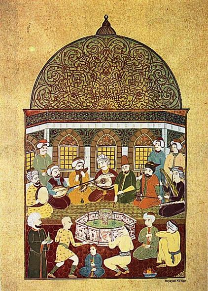 Ottoman Music Therapy
