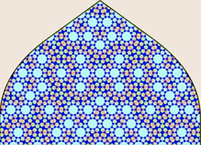 New Discoveries in the Islamic Complex of Mathematics, Architecture and Art