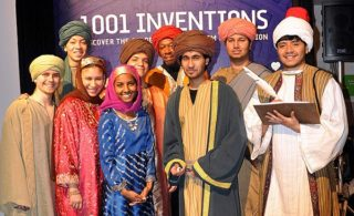 news 1001 inventions FSTC
