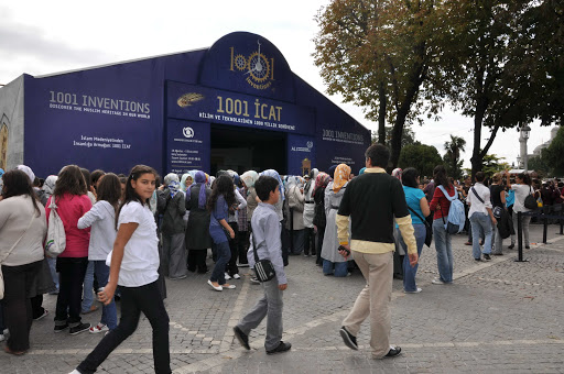1001 Inventions in Istanbul
