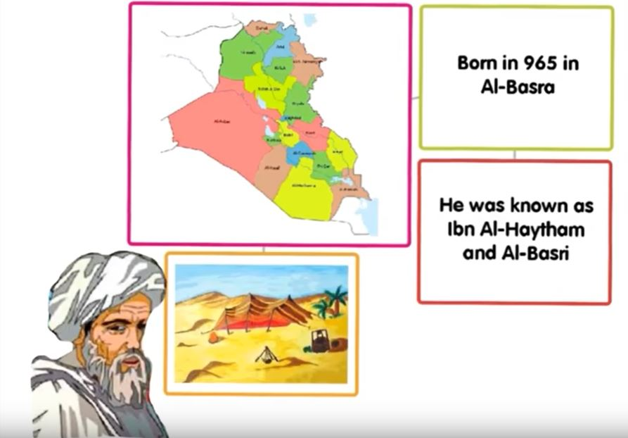 The Life of Ibn Al-Haytham (short film)