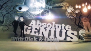 Absolute Genius with Dick & Dom - Al-Jazari
