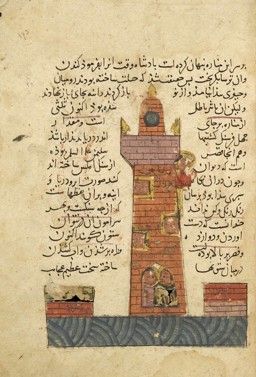Lighthouse of Alexandria in the sources from Islamic Civilisation