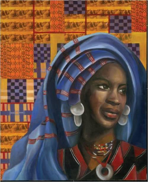 Ode to Nana Asma'u Voice and Spirit