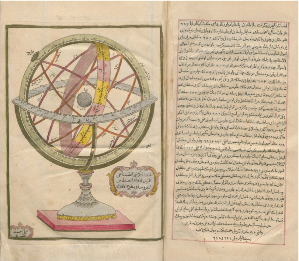 A Chronology - Turkey's 700-year long venture in science and technology