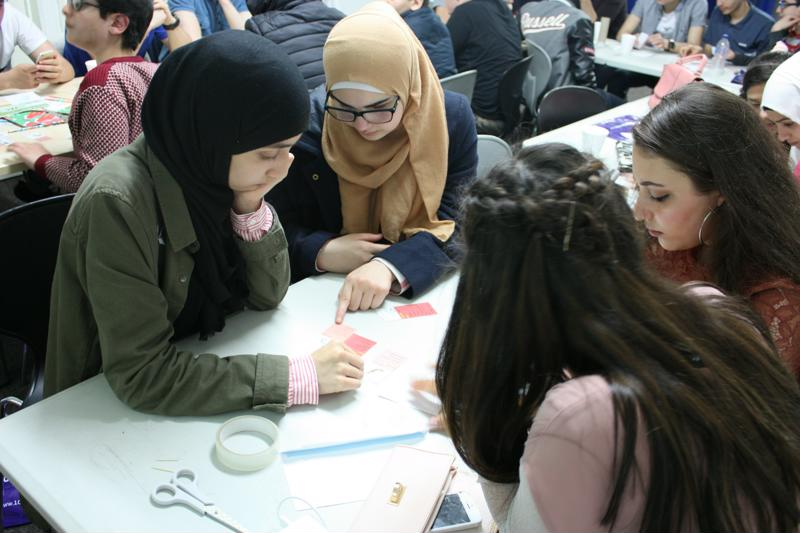 Rethinking and Rebuilding Social Cohesion Engaging Young Syrian Refugees Project