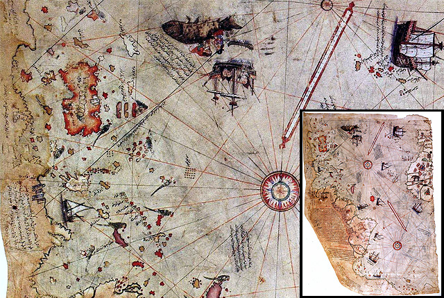 When the World was Upside Down: Maps from Muslim Civilisation