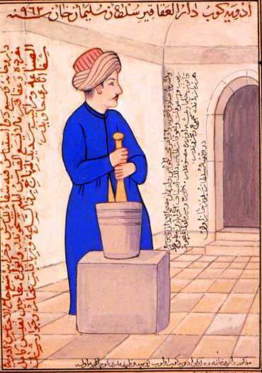 1001 Cures: Contributions in Medicine and Healthcare from Muslim Civilisation