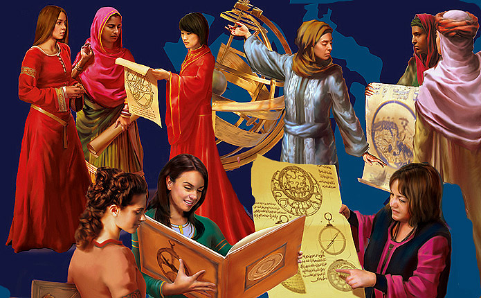 Early Women of Science, Technology, Medicine and Management