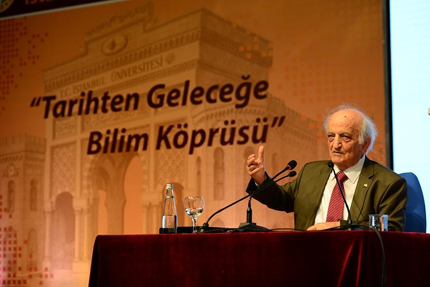 Professor Fuat Sezgin Passed Away in Istanbul