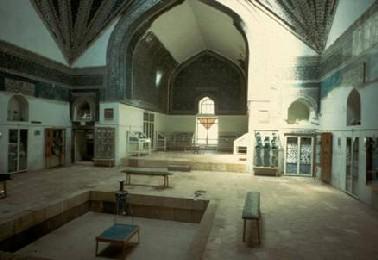The Seljuk Iwan