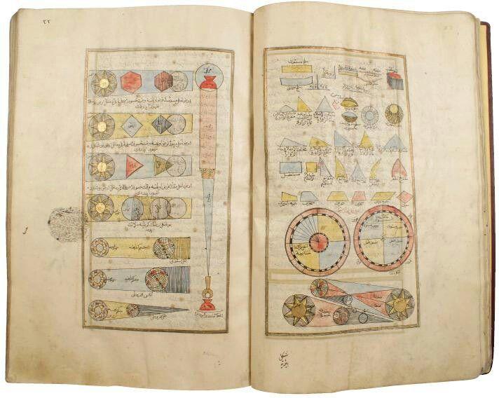Development of Astronomy in Ottomans