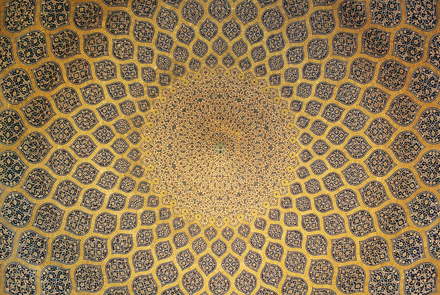 Stunning Ceilings from the Wonders of Islamic Architecture