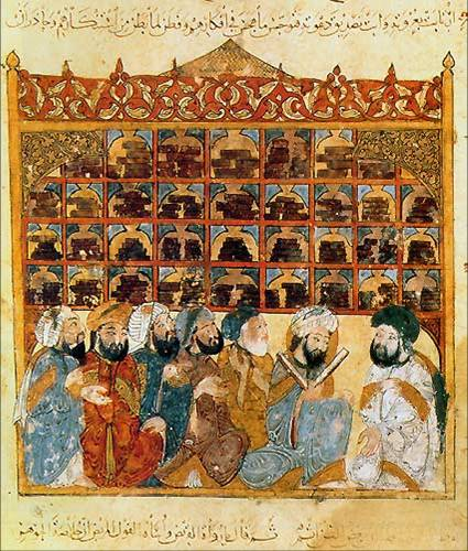 Maqamat Library