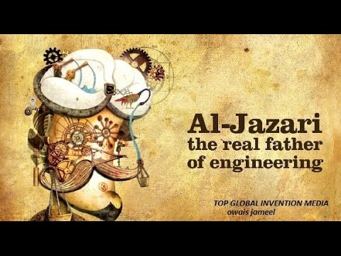 Al-Jazari - Master Engineer and Father of Robotics