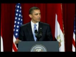 Speech by President Barack Obama in Egypt: Civilisation's Debt to Islam