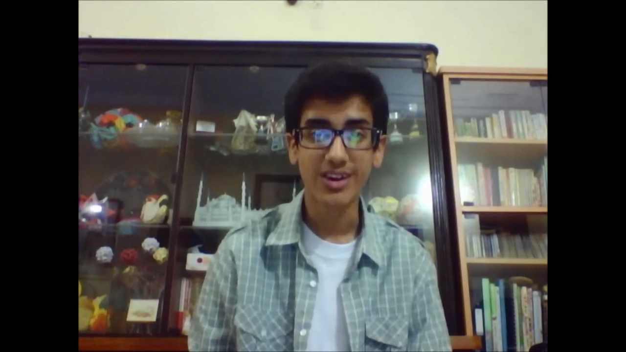 Faseh Ali - Fez video 1 - 1001 Inventions