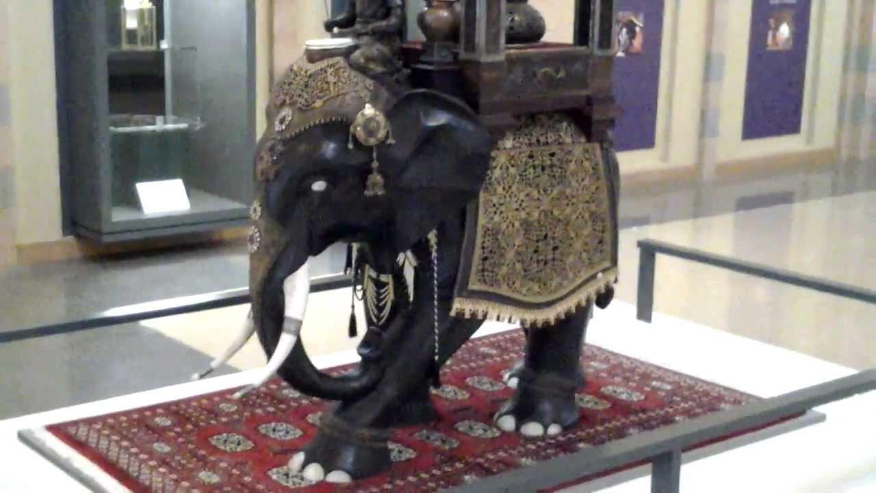 Al Jazari's Elephant Clock at Sharjah Museum for Islamic Civilisation, UAE