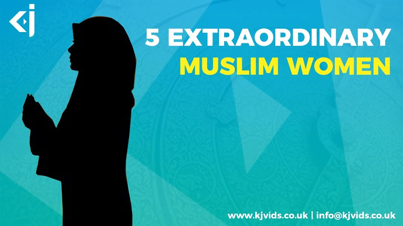 5 Extraordinary Muslim Women from the Golden Age