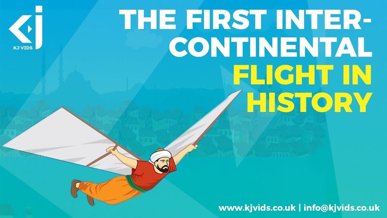 The First Intercontinental Flight in History