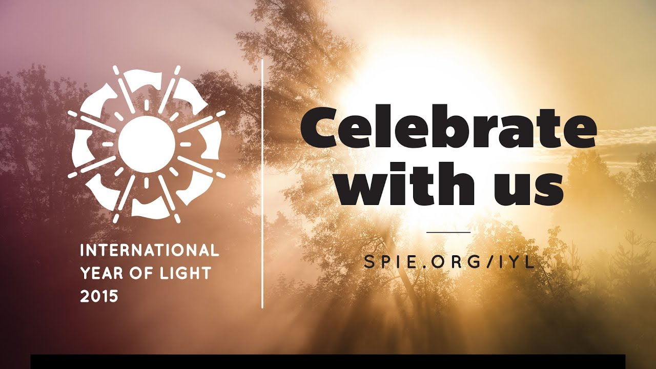 Celebrate The International Year of Light 2015