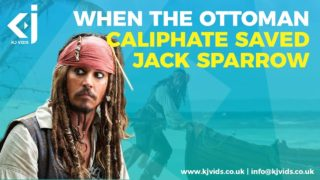 How the Ottoman Caliphate saved Jack Sparrow?