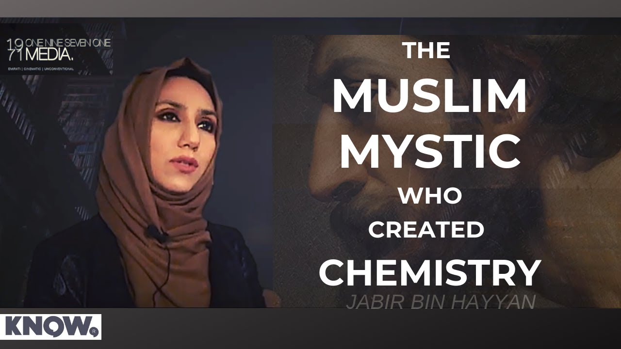 Jabir bin Hayyan- The Mystic who created Chemistry