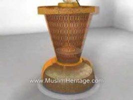 Muslim Heritage: alJazari's Scribe Clock