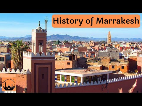 History of Marrakesh