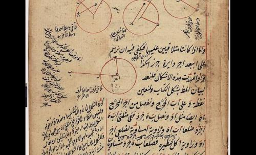 mathematical works of nasir al-din al-tusi 05